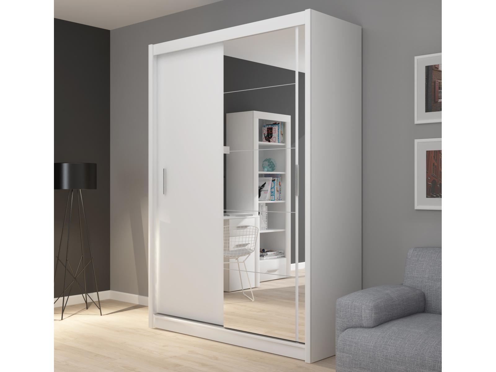 Fado 150 с зеркалом. шкафы с раздвижными дверями. польша. bo.