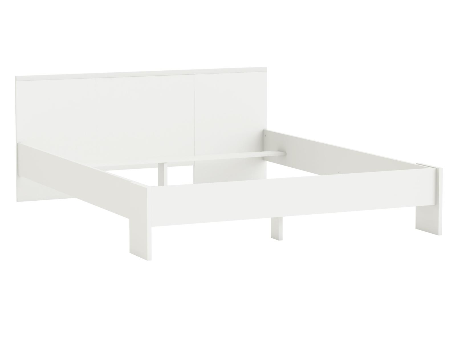 DEMEYERE MARSY postel 160x200, bílá