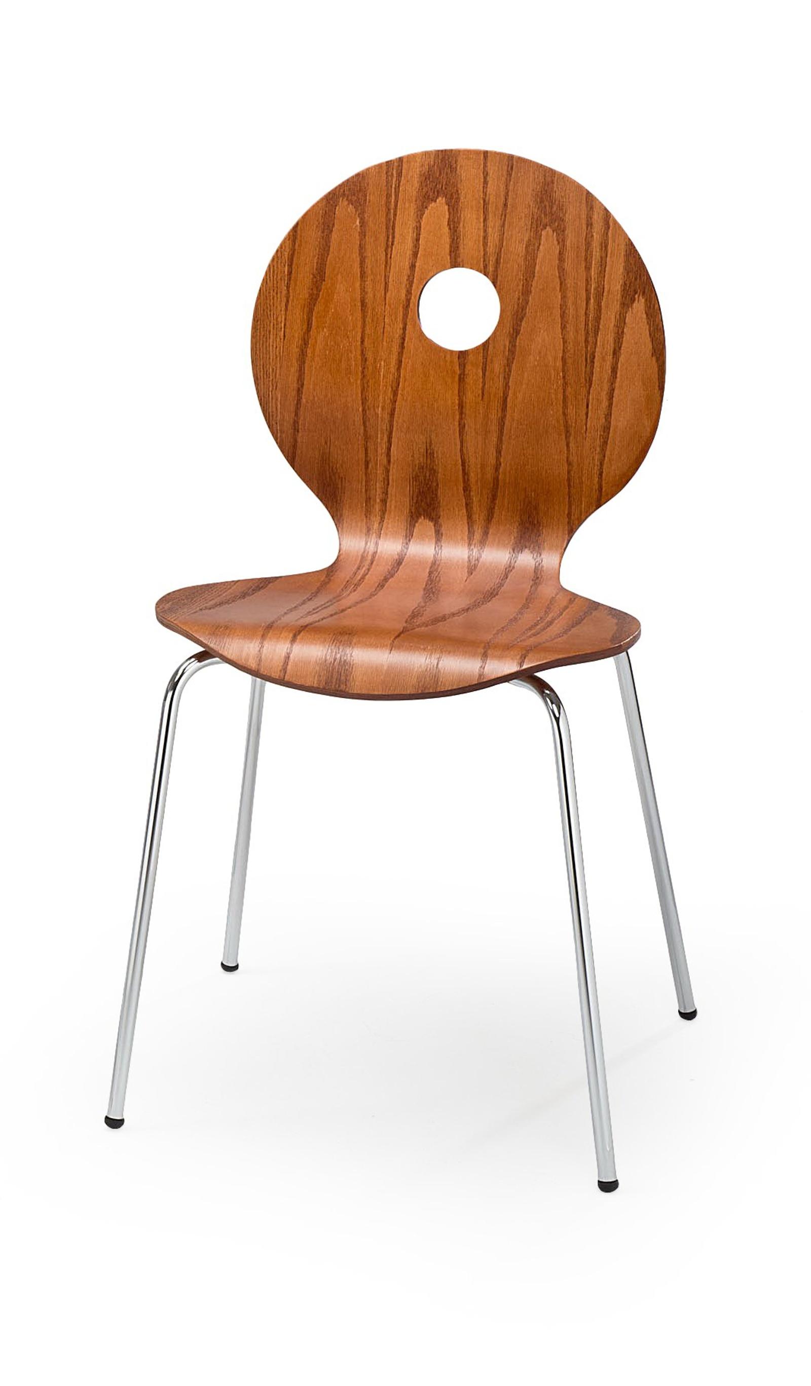 Jídelní židle K233, třešeň
