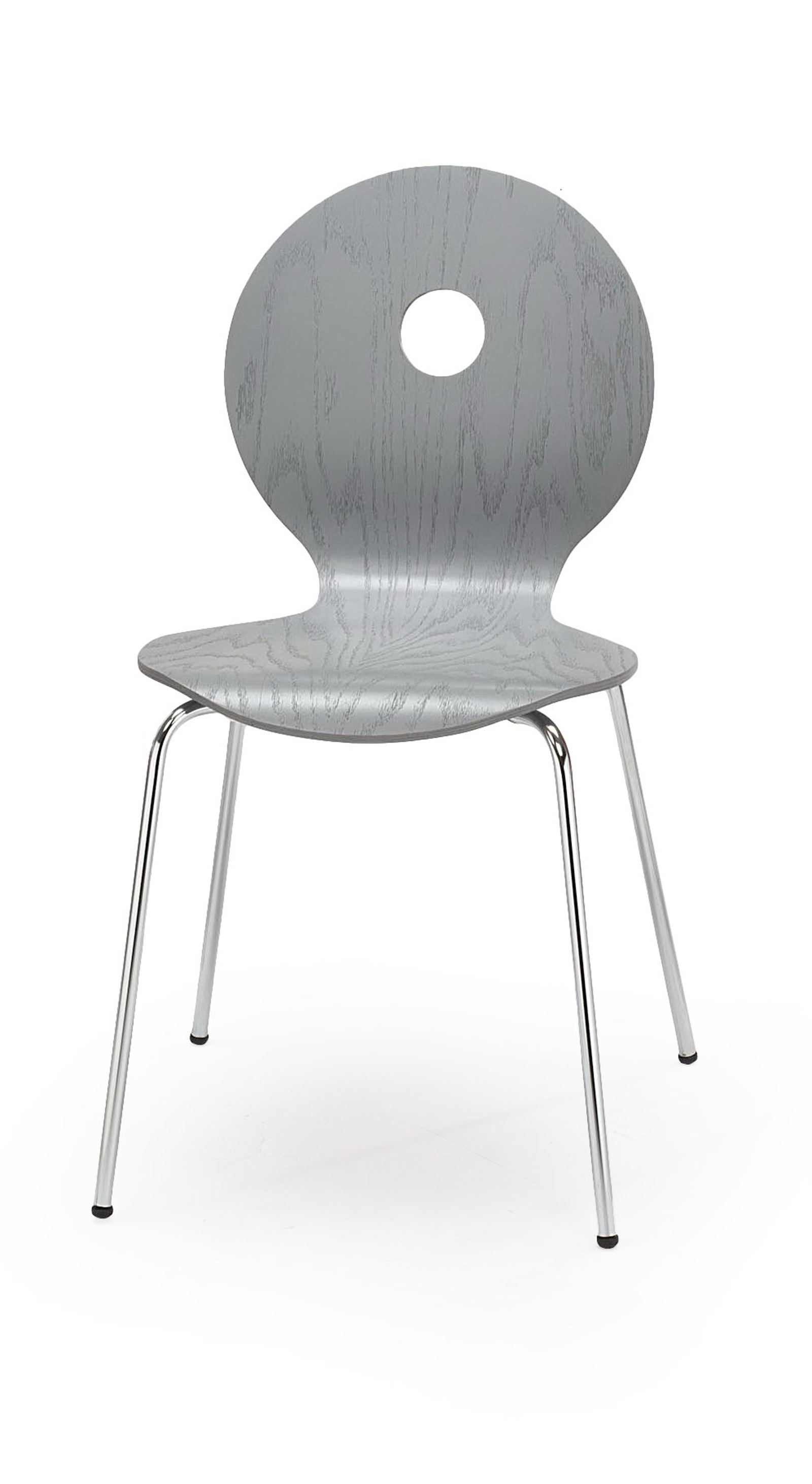 Smartshop Jídelní židle K233, šedá