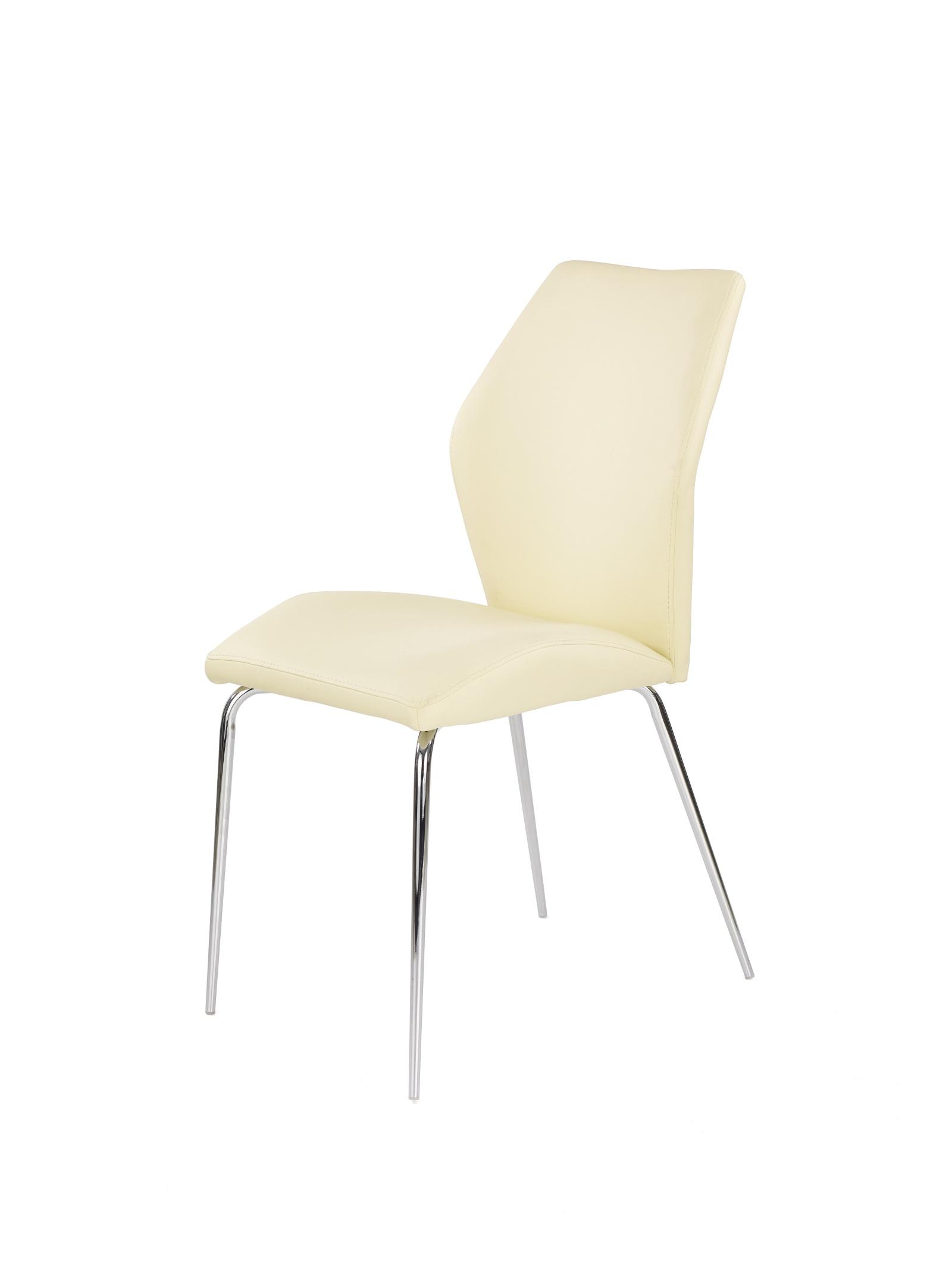 Halmar Jídelní židle K253, vanilka