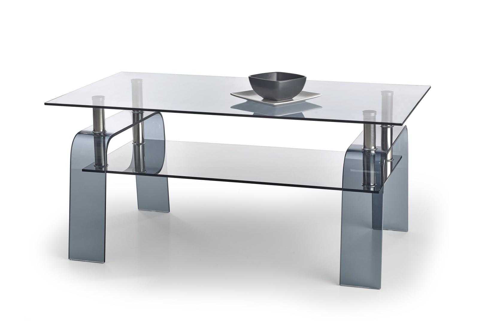Konferenční stolek NAOMI, šedý
