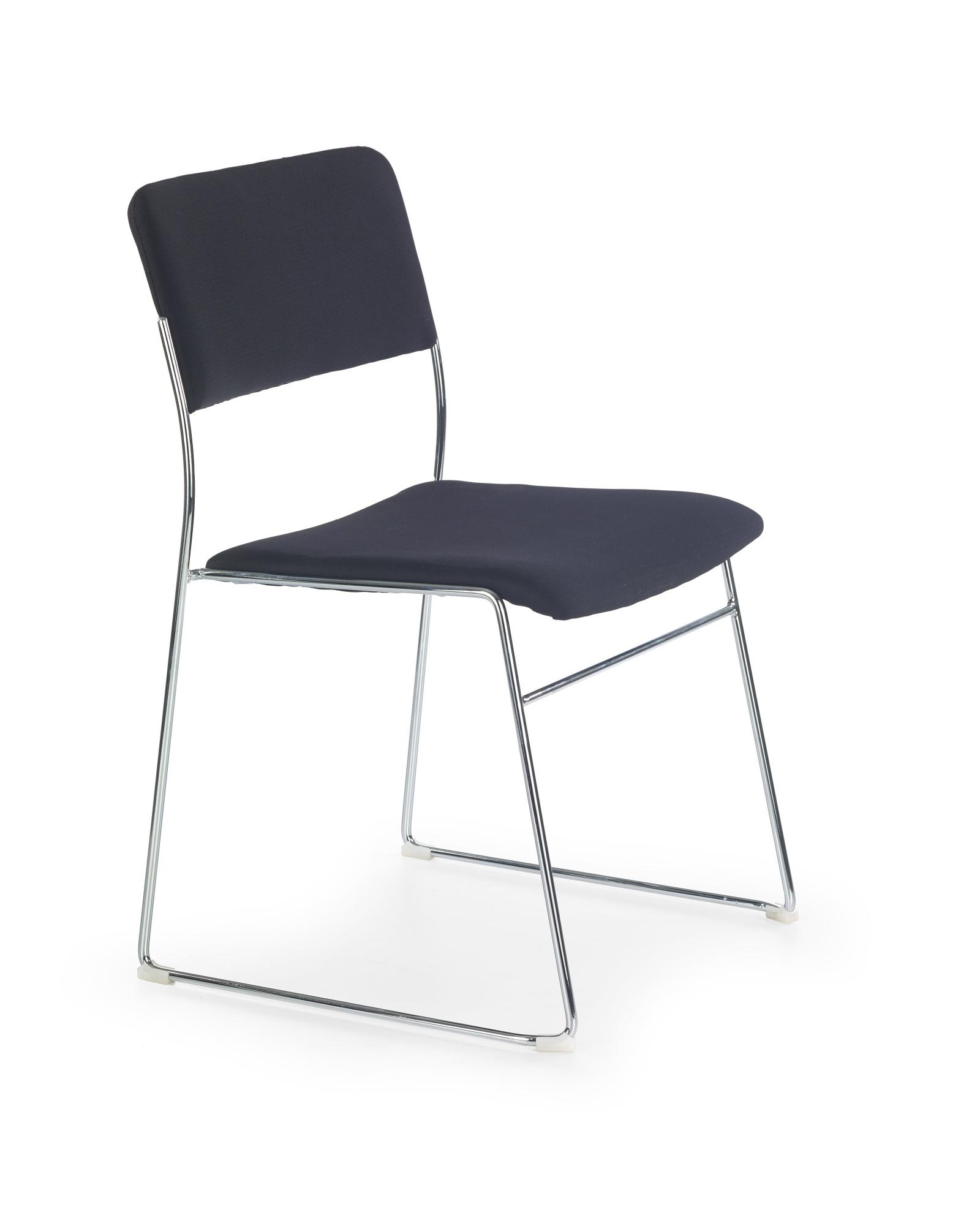 Halmar Konferenční židle VITO, černá