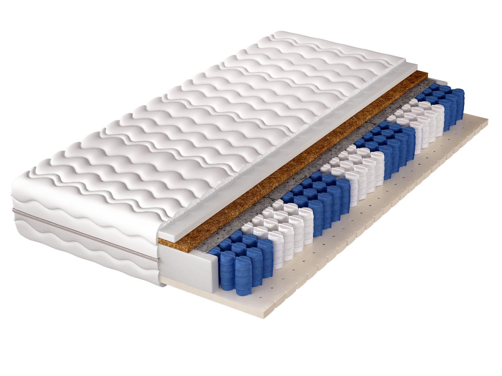 Smartshop Pružinová matrace ATLANTA 80x200 cm