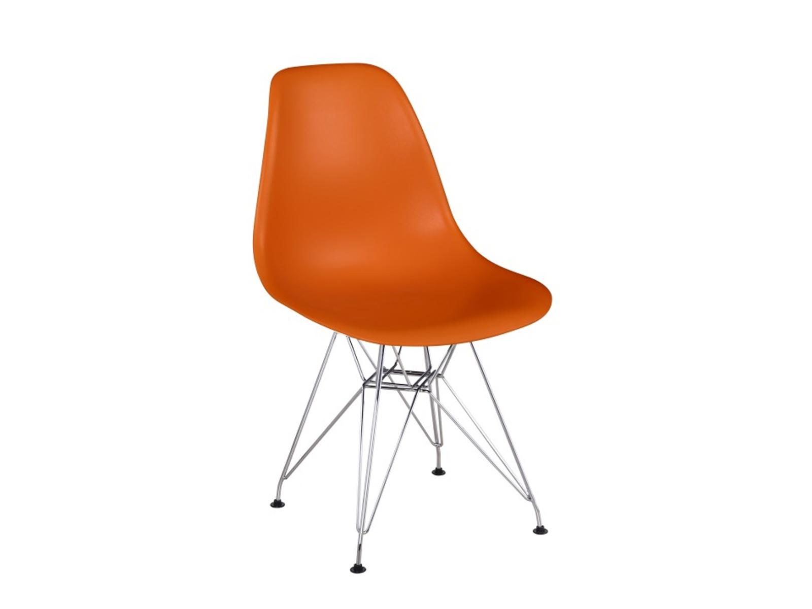 Tempo Kondela Jídelní židle ANISA NEW, oranžová