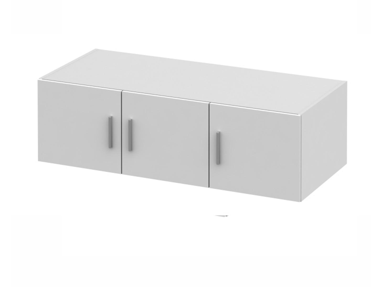 Tempo Kondela INVITA TYP 7 nástavec na skříň, bílý