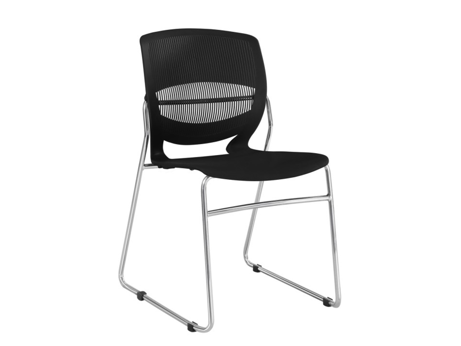 Židle IMENA, černá
