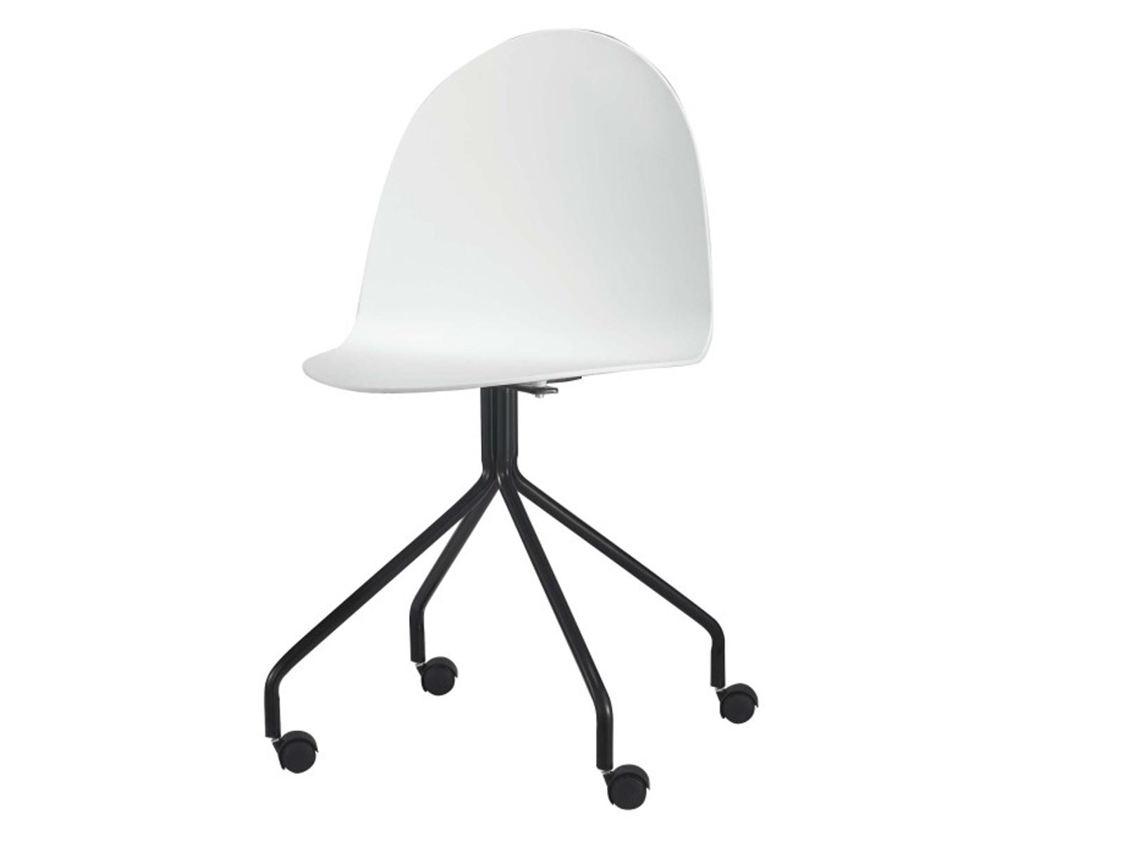Židle BRUNA, bílá