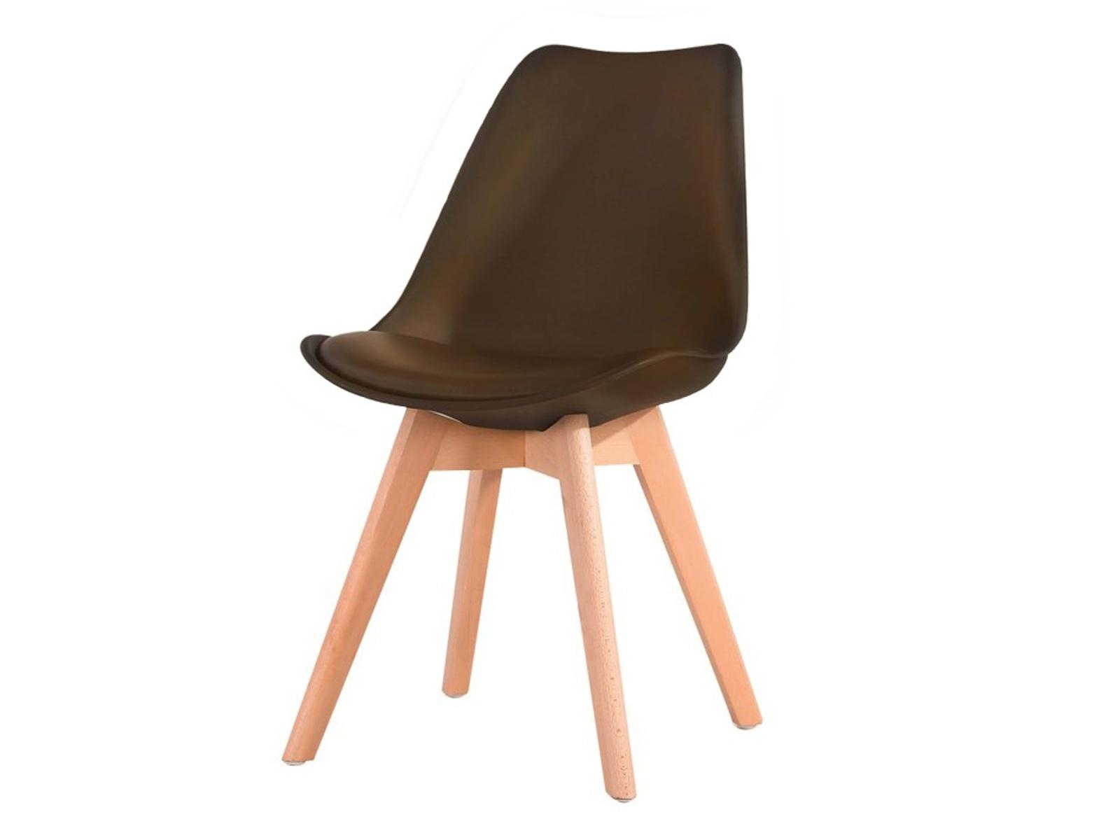 Tempo Kondela Židle BALI NEW, hnědá/buk