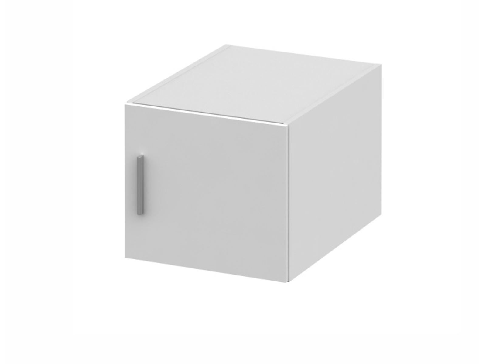 Tempo Kondela INVITA TYP 6 nástavec na skříň, bílý