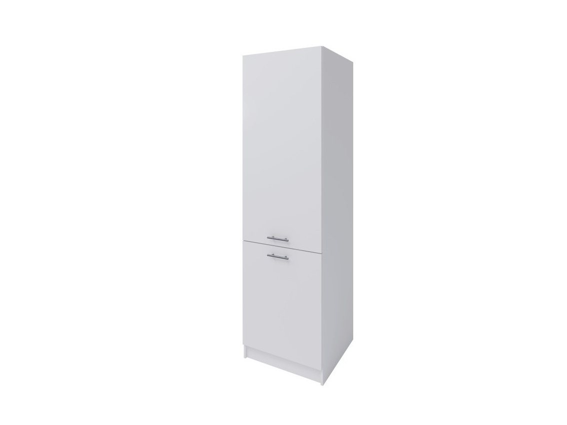 FABIANA, potravinová skříň, S-60/210, bílá