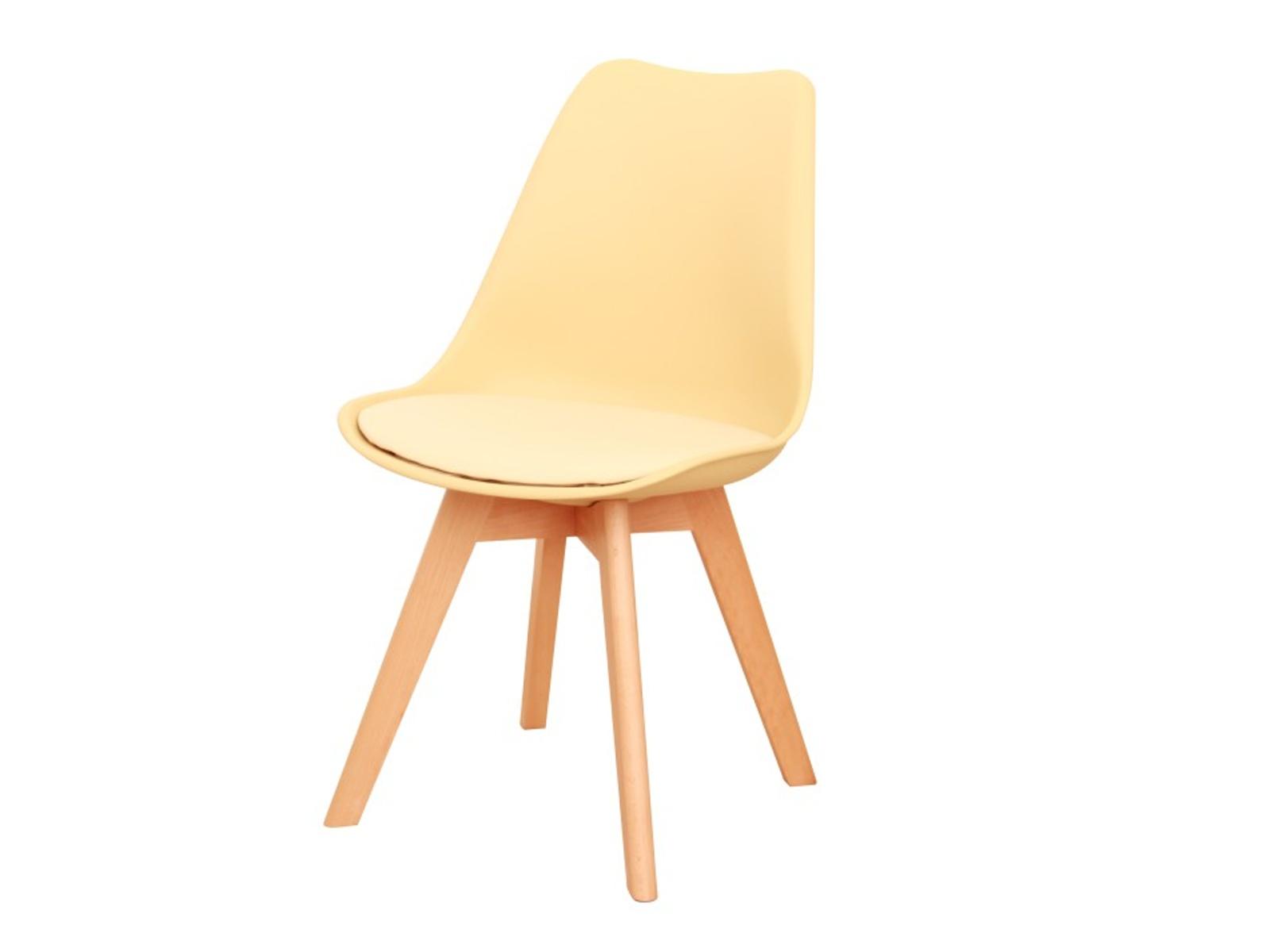 Tempo Kondela Židle BALI NEW, capuccino/buk