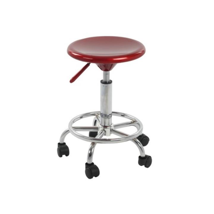 Tempo Kondela Židle MABEL NEW, červená