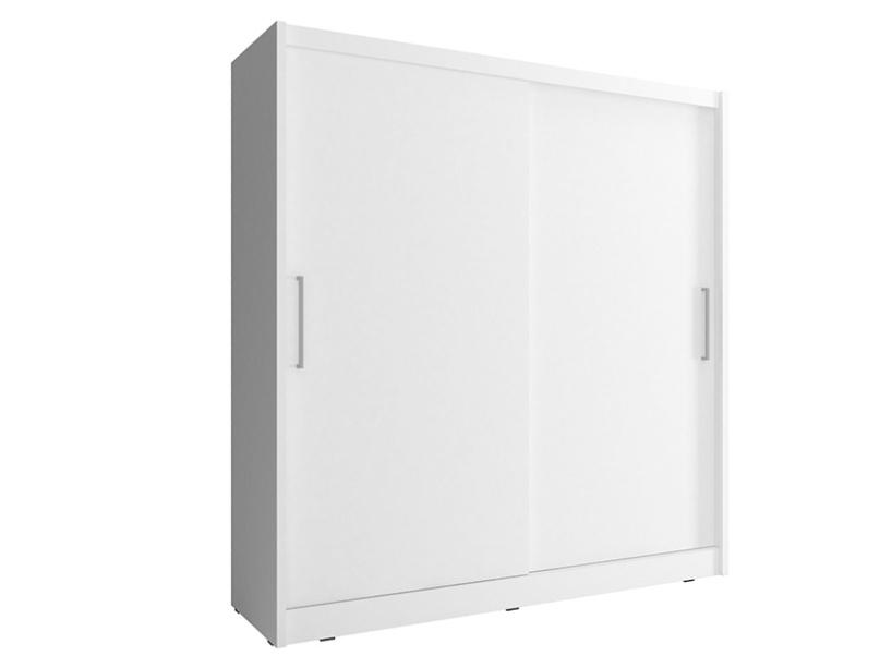 Smartshop Skříň WIKI 180 cm, bílá