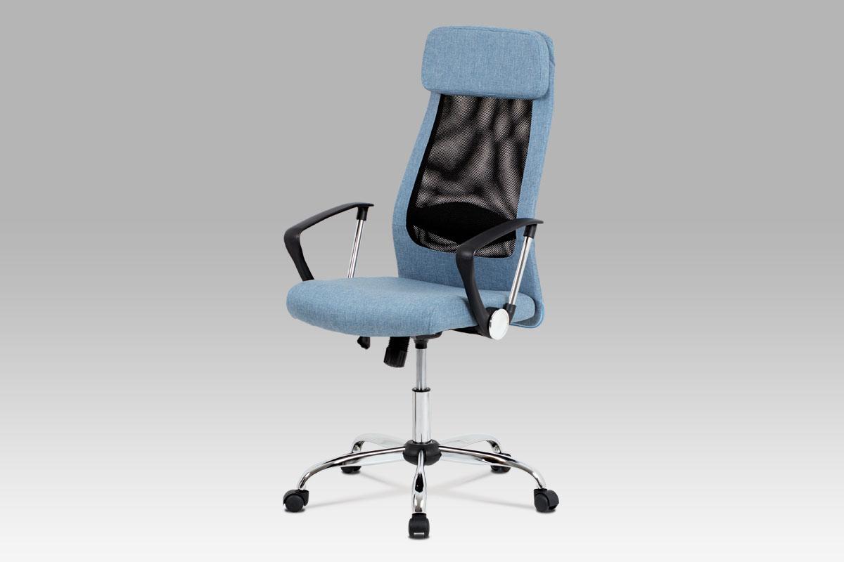 Autronic Kancelářská židle KA-E302 BLUE