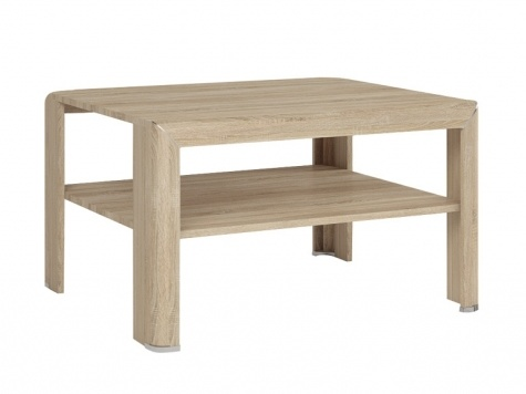 Smartshop CLEO konferenční stolek LN, dub sonoma