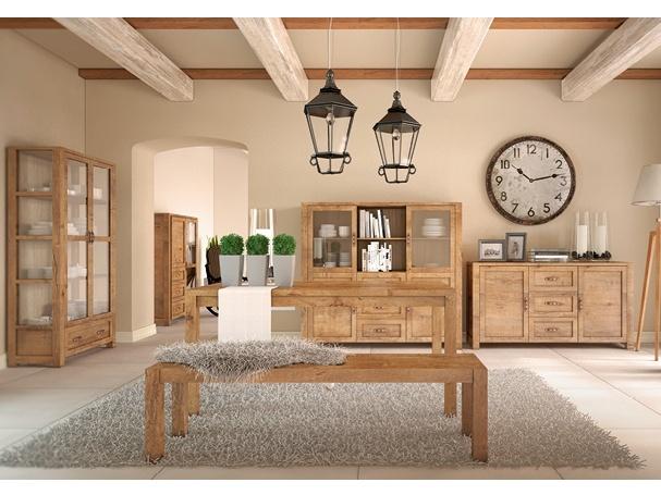 Smartshop NEVADA obývací pokoj, dub lefkas