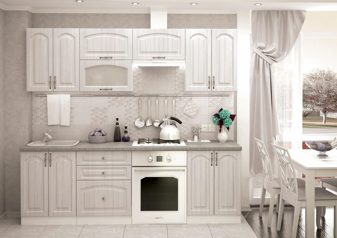 Smartshop Kuchyně VIERONA 180/240, zlatý jasan