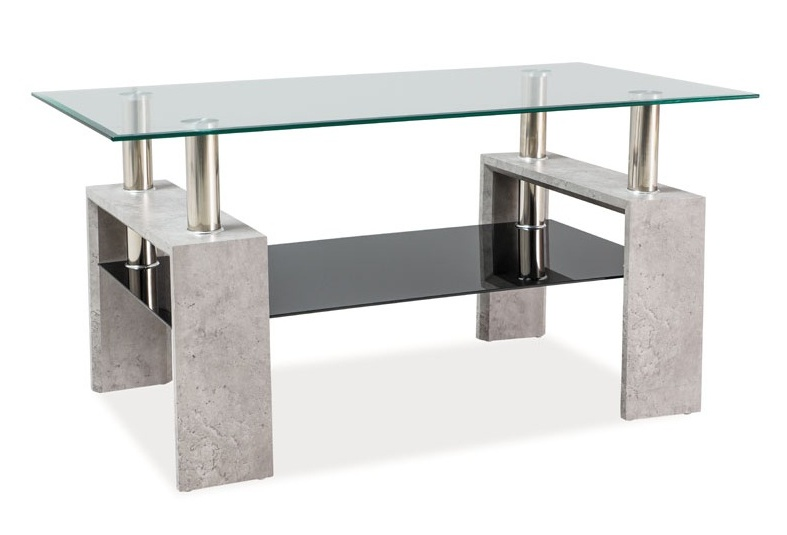 Konferenční stolek LISA II, beton
