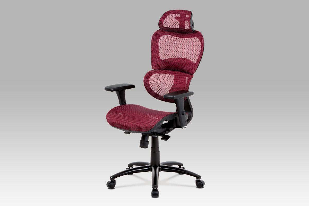 Smartshop Kancelářská židle KA-A188 RED, červená