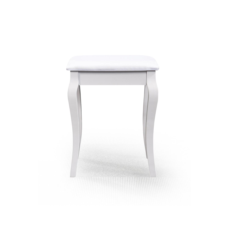 Stolička STELLA, bílá