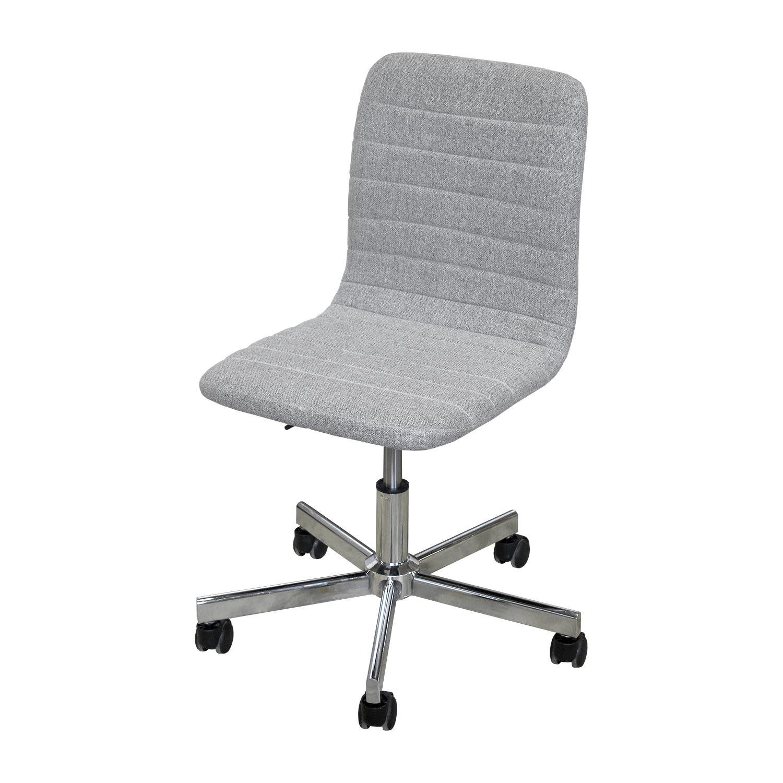 Idea Kancelářské křeslo PALERMO K130, šedá - 2 ks