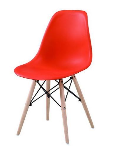 Smartshop Jídelní židle MODENA, červená
