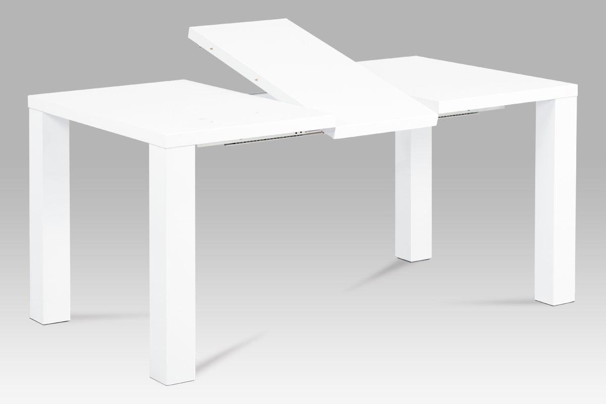 Smartshop Rozkládací jídelní stůl SAT-3009 WT, bílý
