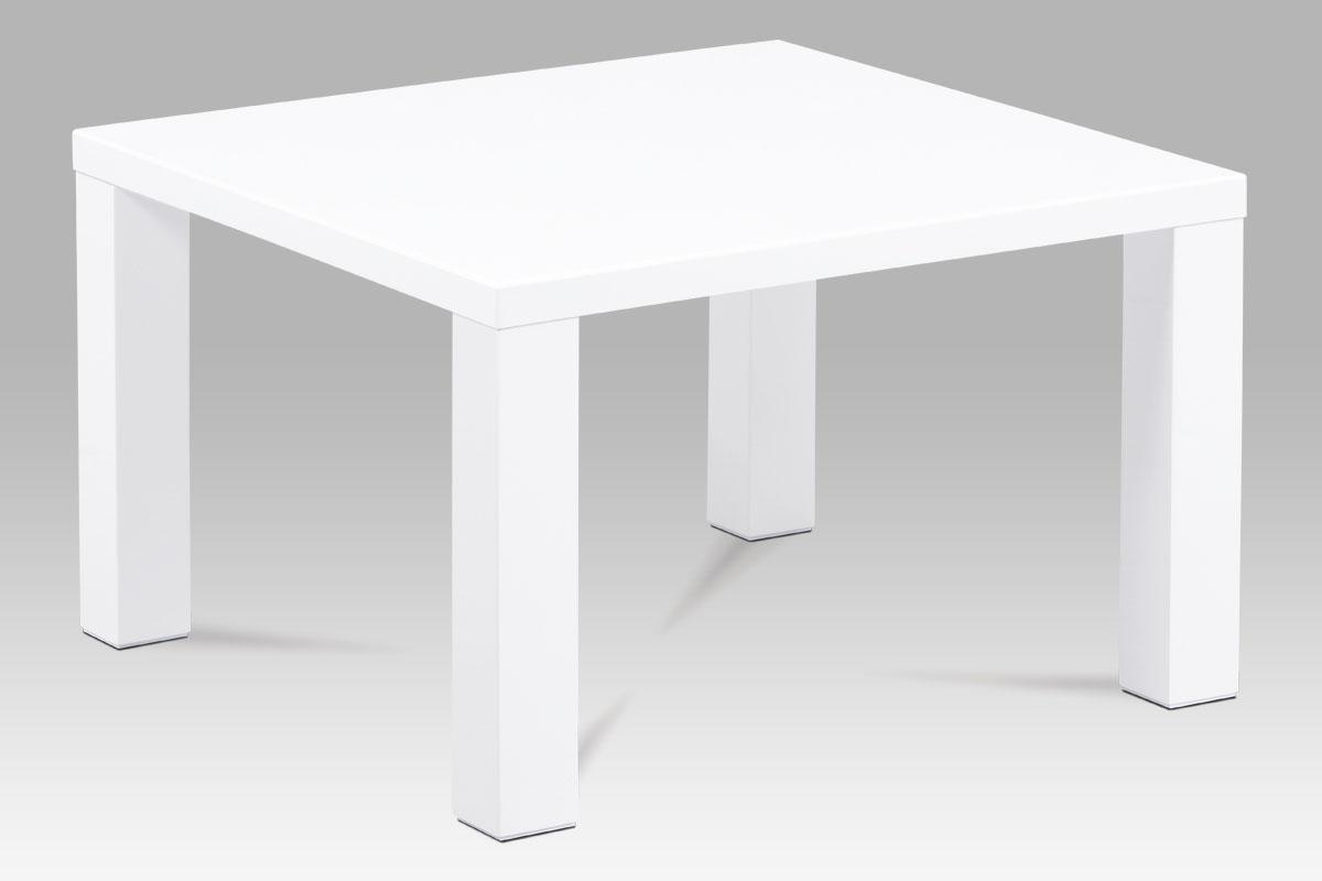 Konferenční stolek AHG-501 WT, bílý lesk