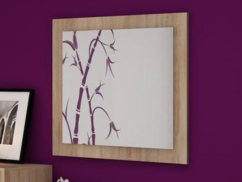 MORAVIA FLAT VIKY, zrcadlo, barva: dub sonoma
