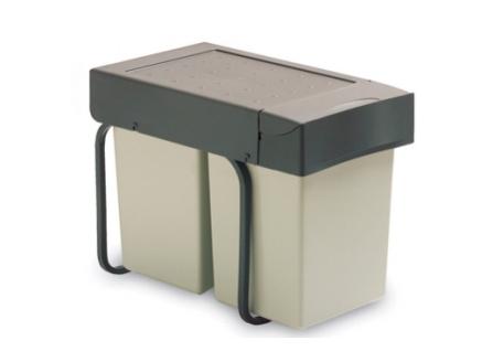 Smartshop Koš na tříděný odpad EMUCA 2