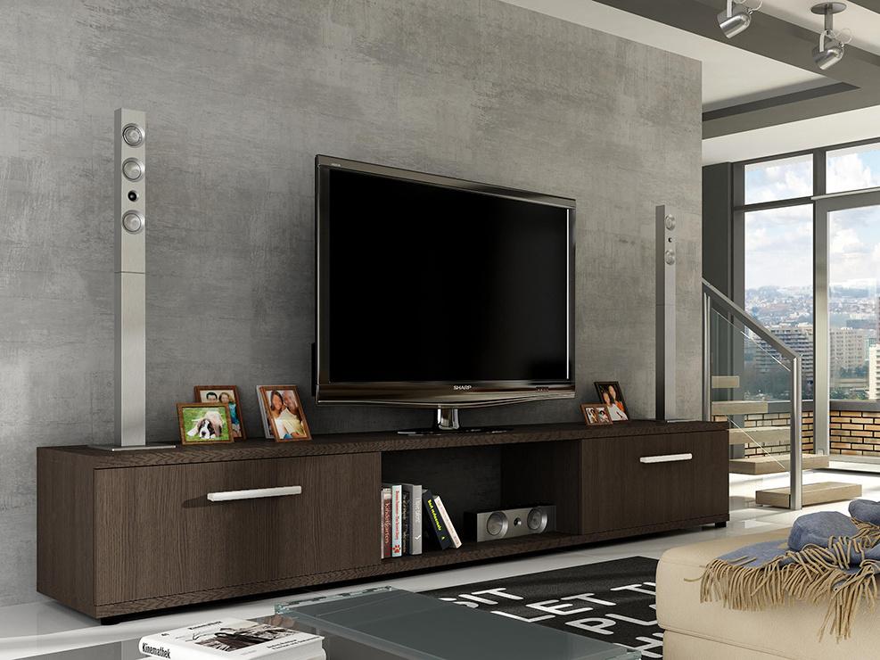 Televizní stolek LOBA RTV, choco