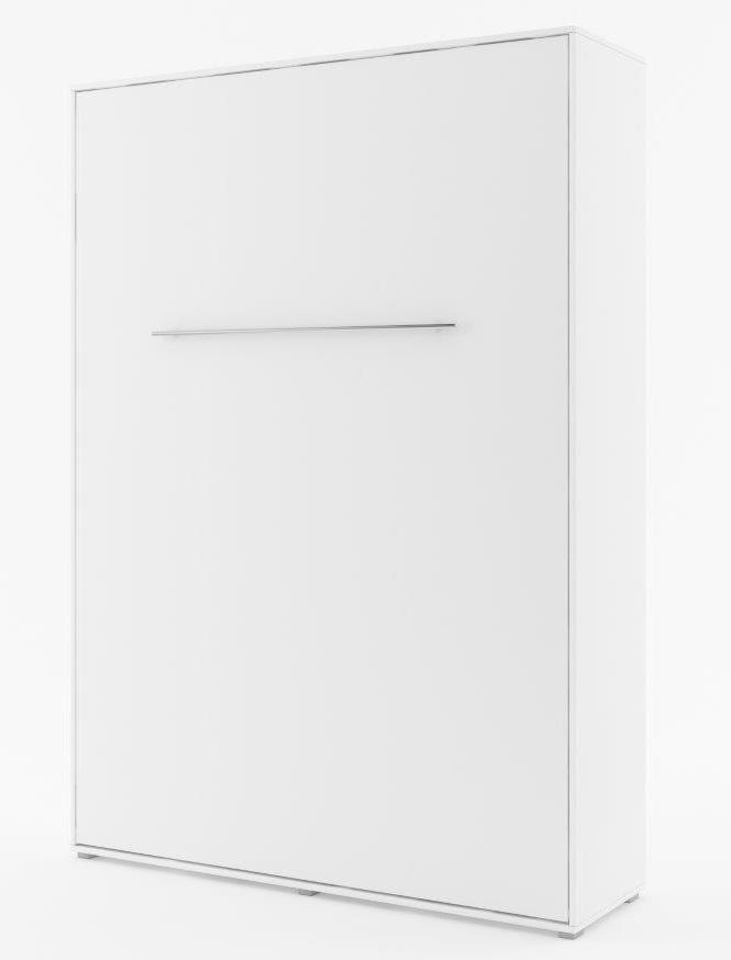 Výklopná postel 140 CONCEPT PRO CP-01, bílá