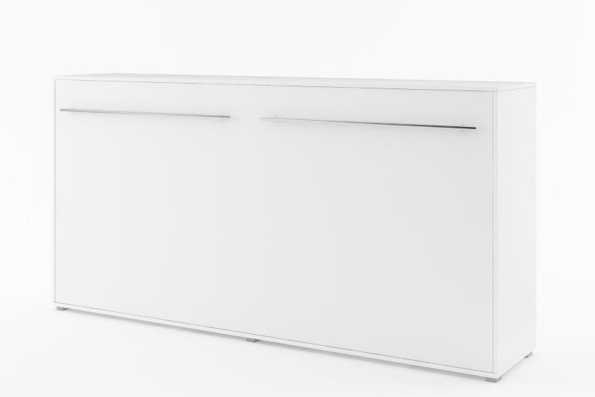Výklopná postel 140 CONCEPT PRO CP-04, bílá