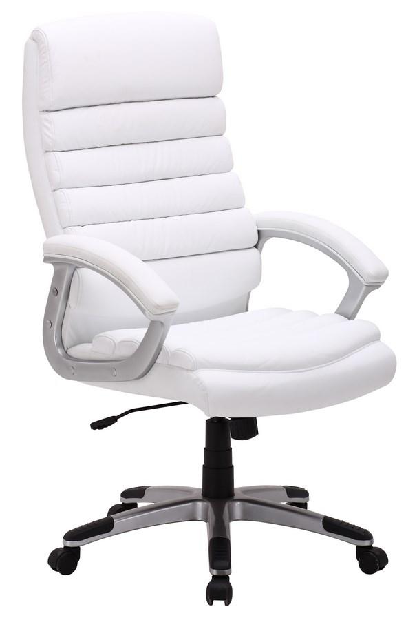 Kancelářské křeslo Q-087, bílá