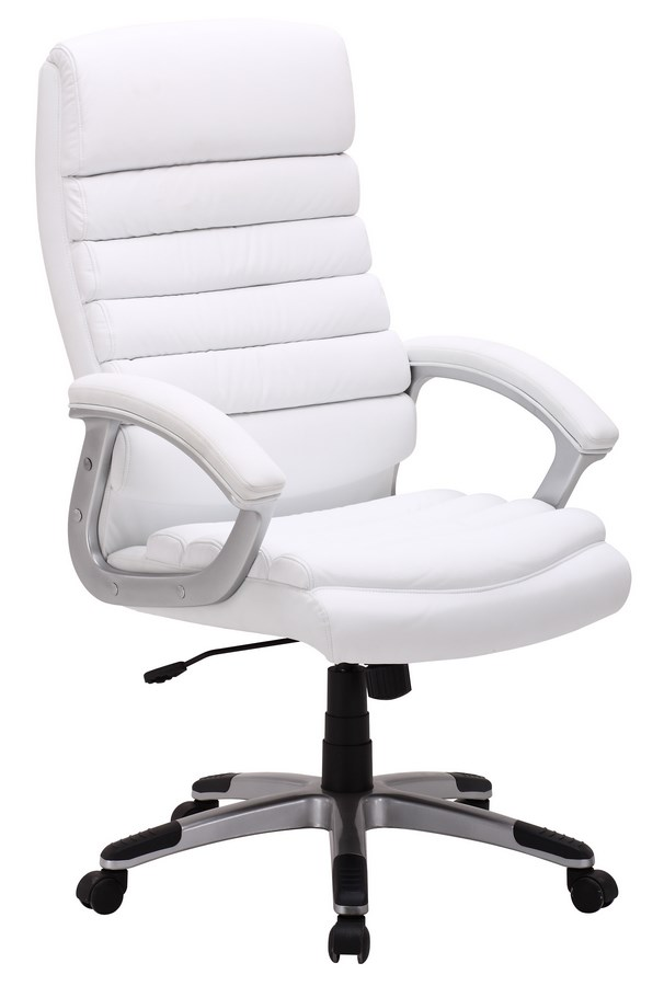 Smartshop Kancelářské křeslo Q-087, bílá