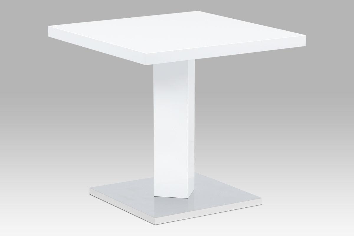 Jídelní stůl AT-4001 WT, bílý
