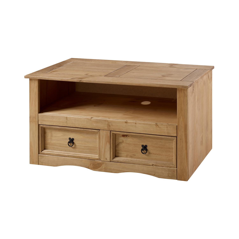 Smarshop TV stolek CORONA, medový odstín