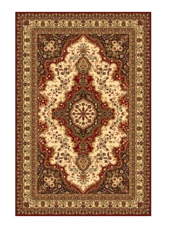 ALMAS kusový koberec 200x300, jantar, obdélník
