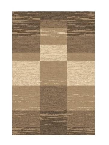 SPLIT kusový koberec 200x300, béžový, obdélník