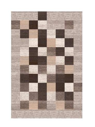 Black Red White EGER kusový koberec 133x190, imbir, obdélník