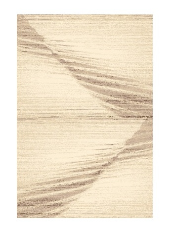 Black Red White MOE kusový koberec 133x180, béžový, obdélník