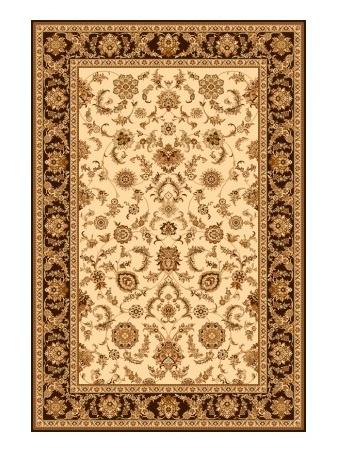 ANAFI kusový koberec 200x300, krémový, obdélník