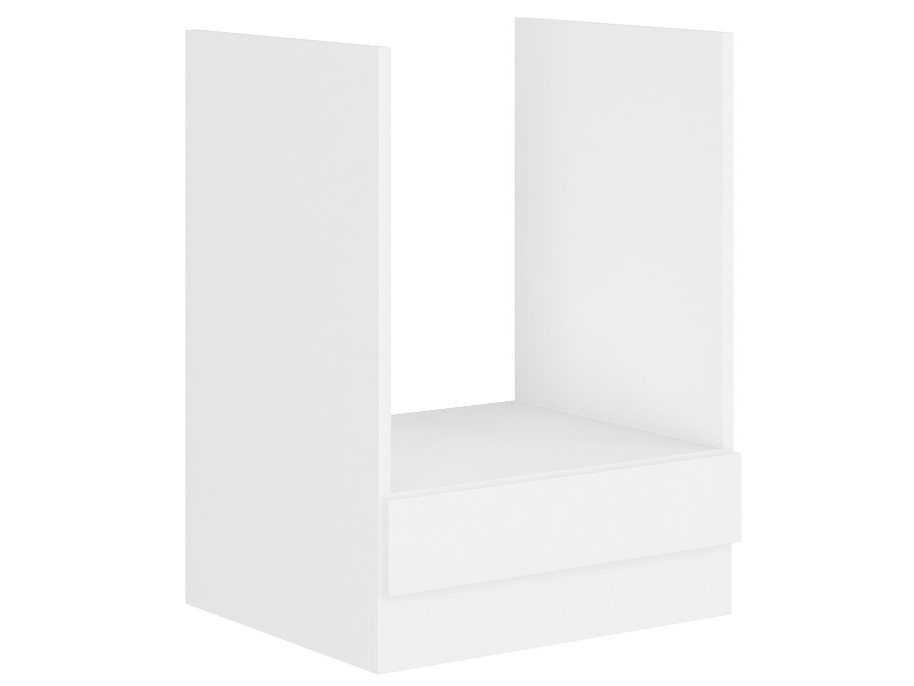 EKO WHITE, skříňka pro vestavnou troubu 60 DG BB, bílá