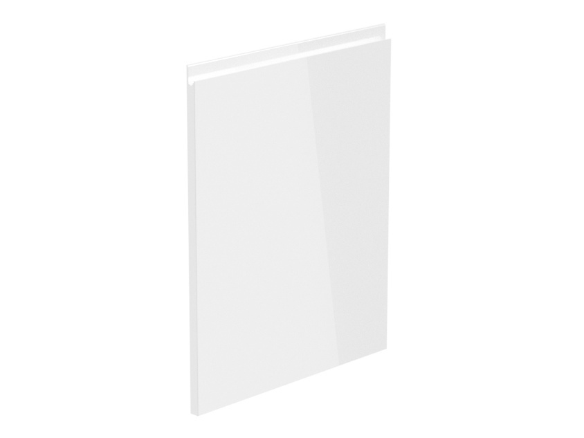 GLADYS, dvířka na myčku 45/57, bílý lesk