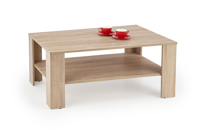 Konferenční stolek FRIDOLIN, dub sonoma