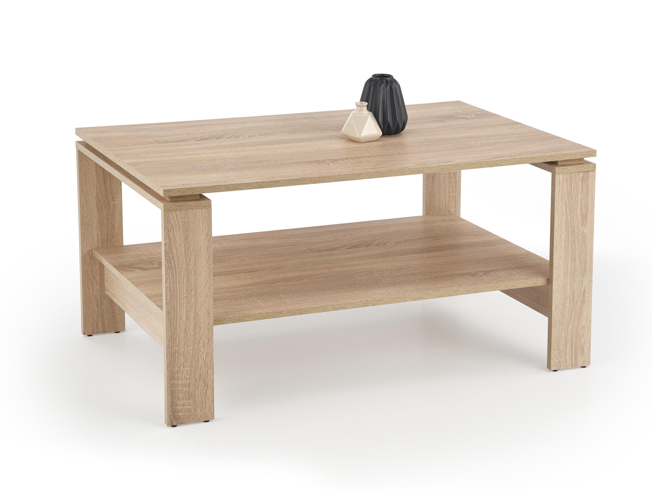 Konferenční stolek FRATER, dub sonoma