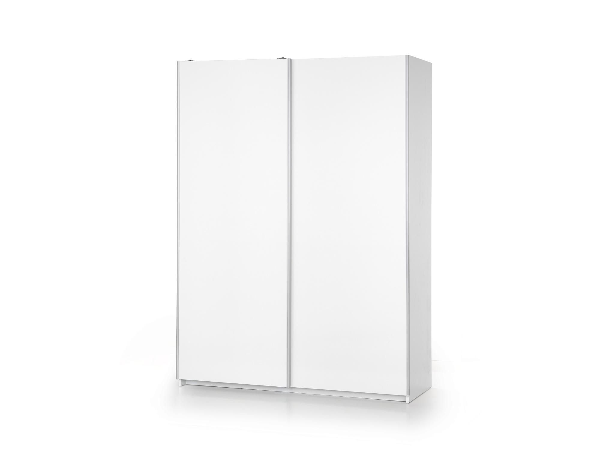 Kombinovaná skříň LIMA 150 cm, bílá
