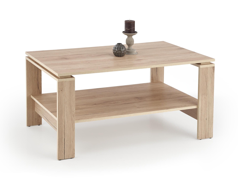 Konferenční stolek ANDREA, dub san remo