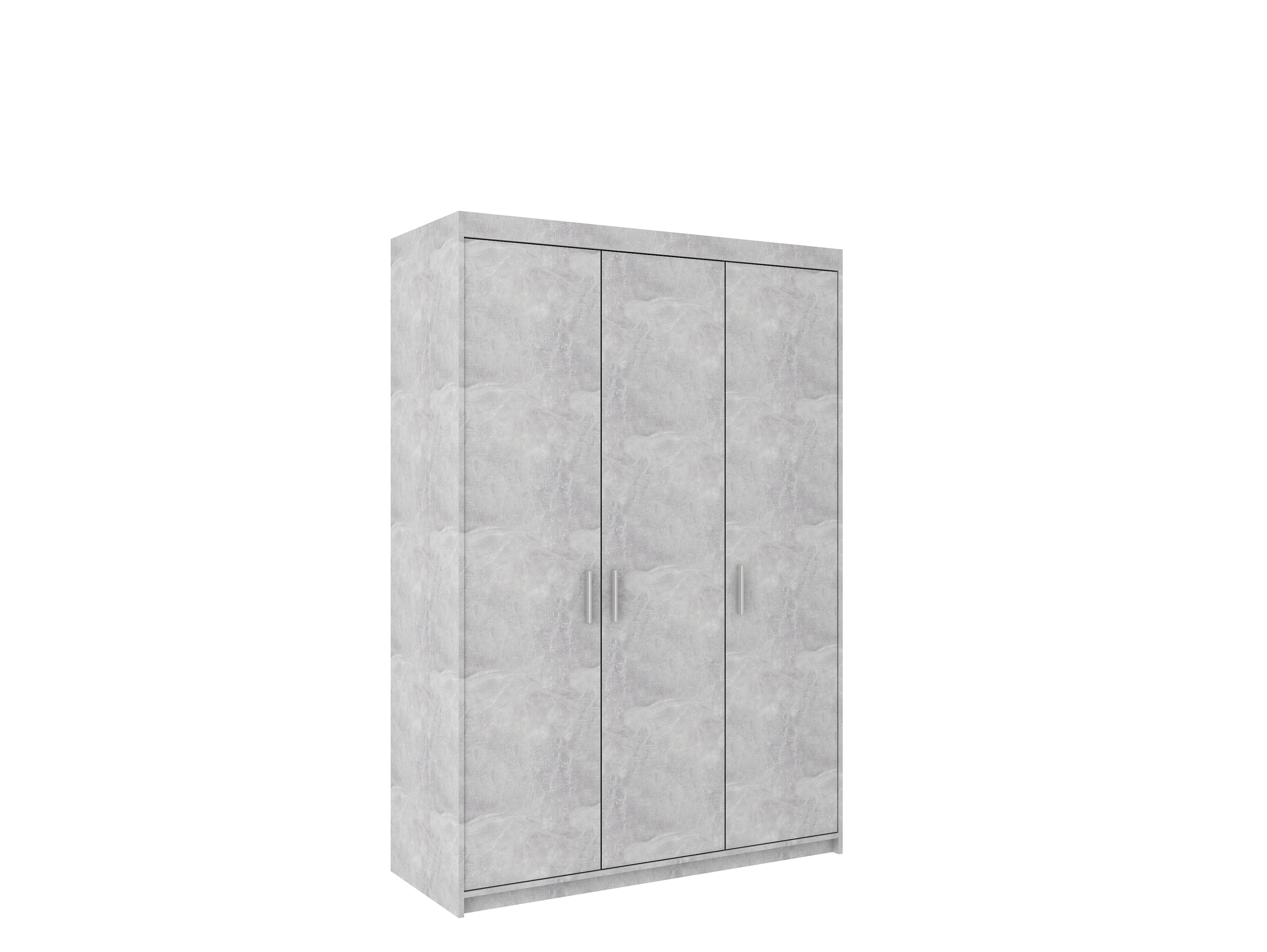 Skříň TEKEN 3D, beton